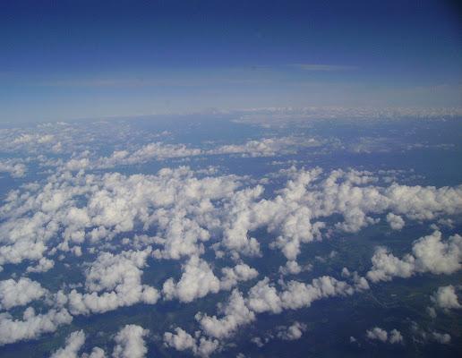 cielo a pecorelle ..... di PhotoFabio