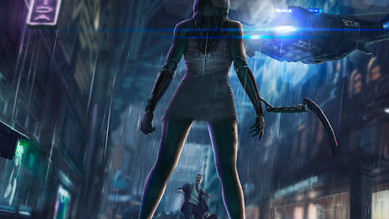Cyberworld Neon - náhled