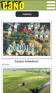 Revista Un Caño- screenshot thumbnail