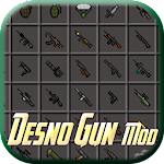 DesnoGuns Mod for Minecraft PE Icon