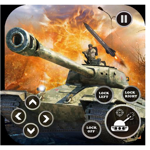ألعاب حرب الدبابات: لعبة الدبابات العسكرية 2020