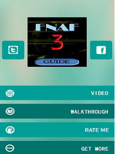 The Top guide for FNAF 3