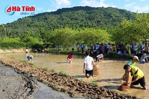 Du lịch Hà Tĩnh trải nghiệm làng quê