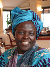 Photo: Wangari Maathai