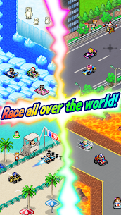 Grand Prix Story 2 Mod Apk 2.4.3 (Unlimited GP Medals/Nitro/Fuel/Gain) 1
