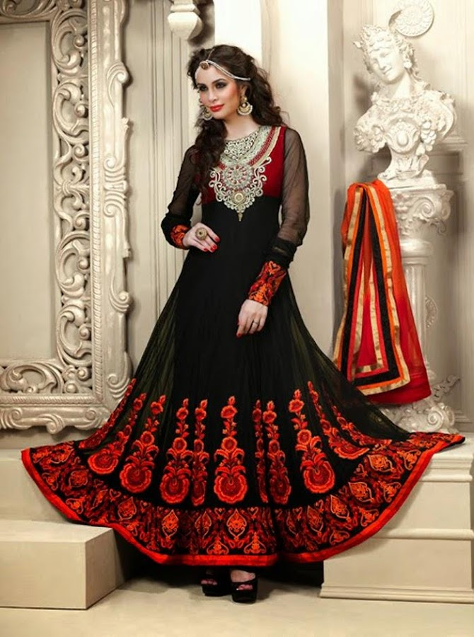 designer frock suits android apps on google play