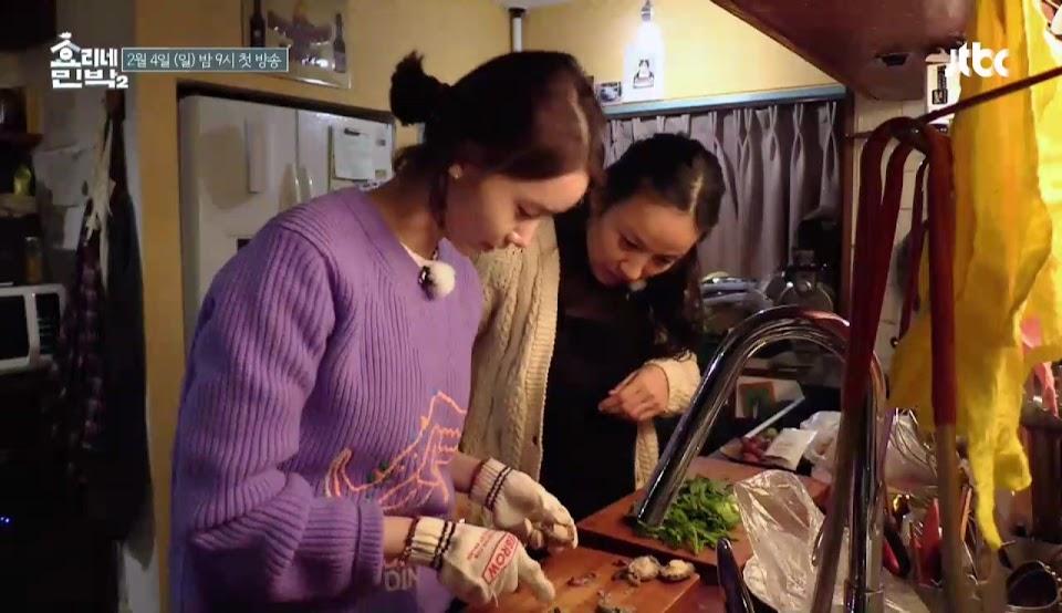YOONA chef