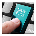 Data Entry best IT office job icon
