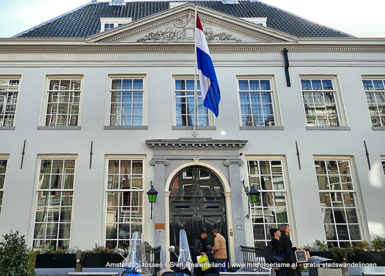 Aangeboden door: Stichting Microtoerisme InZicht Fotoblog Amsterdam Herenmarkt West Indisch huis
