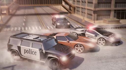 Police Car Chase -Thief  Pursuit game 2019 screenshots apkspray 5