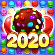 Sweet Candy Mania - Free Match 3 Puzzle Game