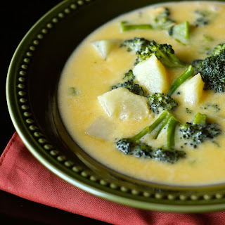Velveeta Broccoli Potato Cheese Soup Recipes.