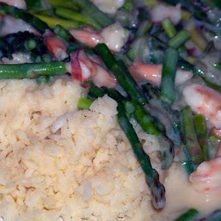 Easy and Light Shrimp Newberg