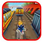 subway super sonic run rush 2 Icon