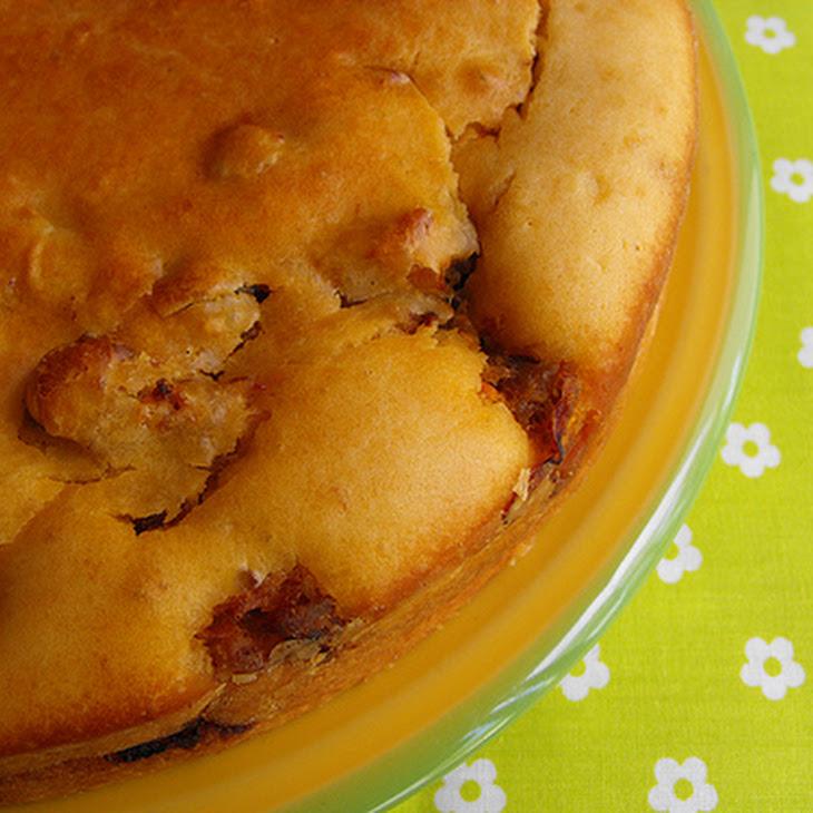 Cuca De Fubá Cake Recipe