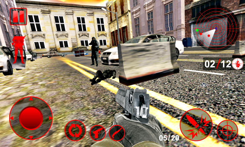 Shoot Hunter 3D- screenshot