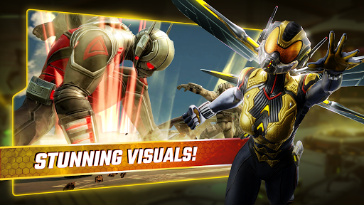 MARVEL Strike Force 1.3.2 mod screenshots 2