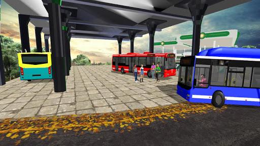 Tourist Bus Simulator: Coach Driving 3D 1.0 screenshots 11