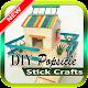 DIY Popsicle Stick Crafts (app)