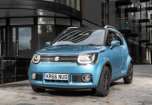 The Suzuki Ignis.   Picture: NEWSPRESS