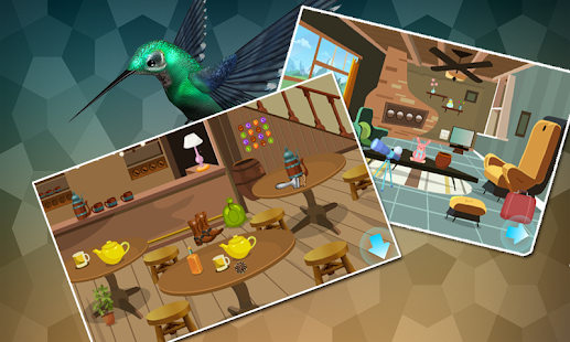 Cute Little Bird Rescue Best Escape Game-280 - náhled