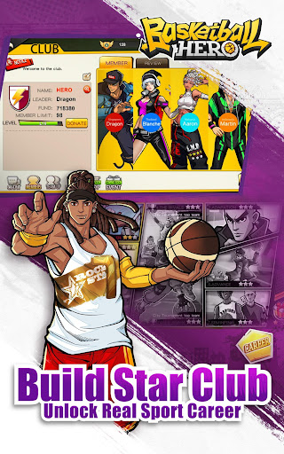Basketball Hero-Freestyle 2 mobile 3on3 MOBA 1.2.1 screenshots 9