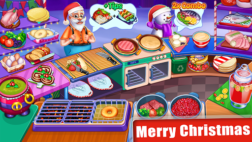 Cooking Express : Star Restaurant Cooking Games  screenshots 21