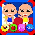learning ABC 123 (Tagalog) icon