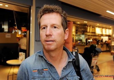Bondscoach Rik Verbrugghe is er niet meer bij op EK wielrennen na contact met iemand van buiten zijn bubbel