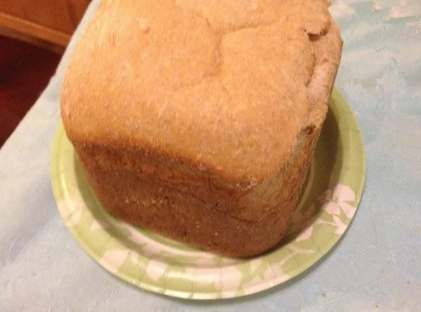 molasses bread machine recipes