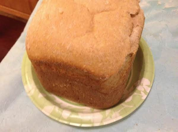Honey And Molasses Oatmeal Bread (bread Machine!)