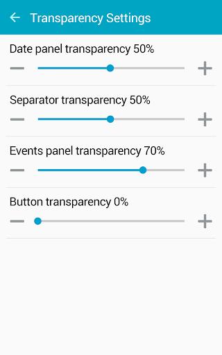 Clean Calendar Widget Pro  screenshots 21