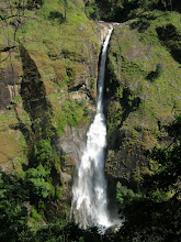 Photo: The most beautiful waterfall in Annapurna region