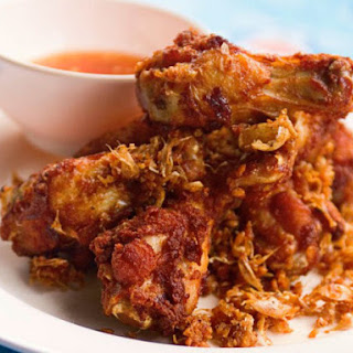 Thai Deep-Fried Chicken.