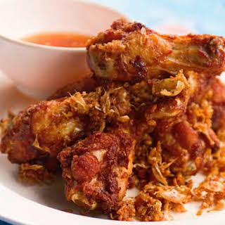 Thai Deep-Fried Chicken.