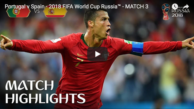 FIFA World Cup Russia 2018 [Live Video]
