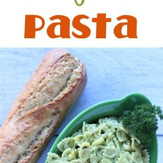 Creamy Pesto Pasta Recipe!