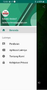 Download RADIO RABAT For PC Windows and Mac apk screenshot 2