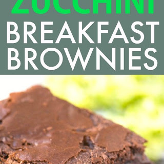 Healthy Zucchini Baked Goods Recipes