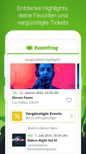 Eventfrog 1.5.1 Screenshots 2