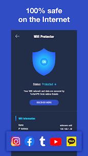UltraShark VPN – Free Proxy Server & Secure VPN 4