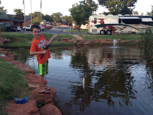Fort amarillo rv resort bookyoursite for Amarillo parks and recreation swimming pools
