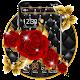 Elegant Luxurious Red Rose Theme