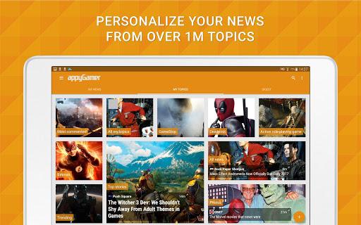 Appy Gamer – Games news screenshot 6