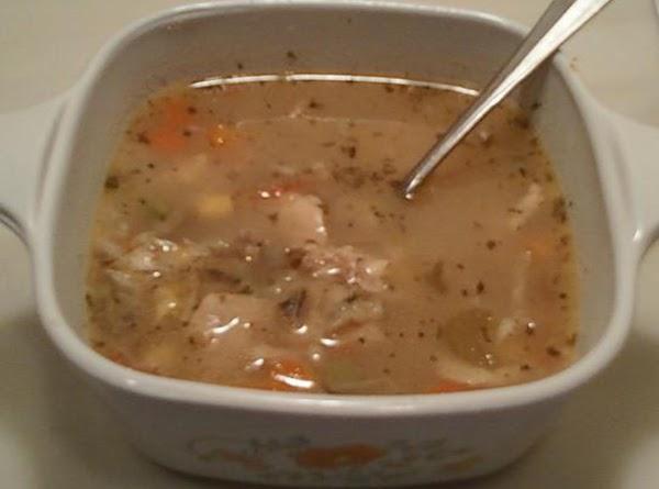 My Chicken 'sabbath' Soup Recipe
