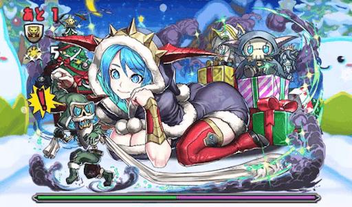 クリスマスチャレンジ8F