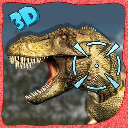 致命的恐龙狩猎模拟器 模擬 App LOGO-硬是要APP