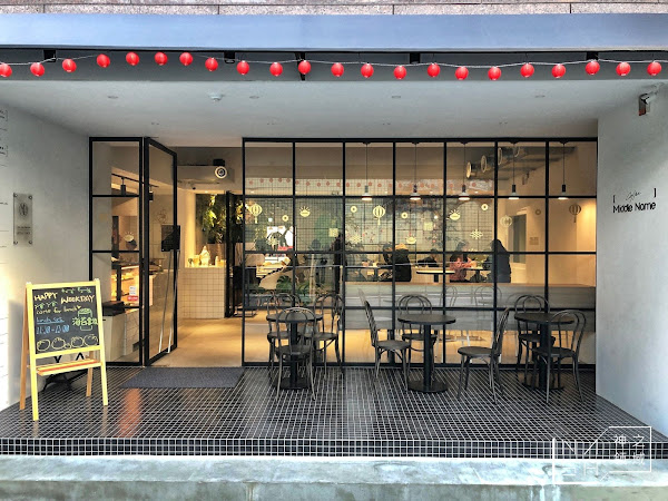 捷運中山咖啡店|Middle Name 座位寬敞+插座超多的咖啡店