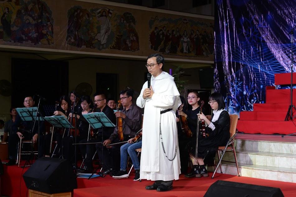 """Đêm nhạc thánh: """"Đêm Hồng Ân"""" 2019"""