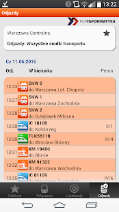 Bilkom - Train Timetable- screenshot thumbnail